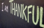I am Thankful For…{Days 1 – 4}